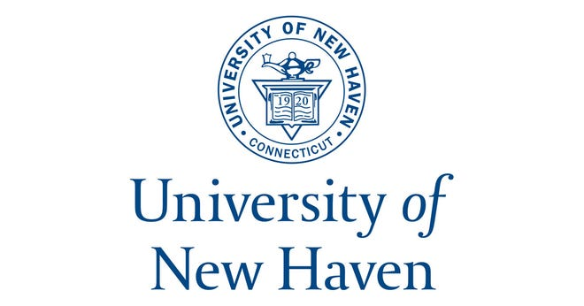 Local students recently graduated from the University of New Haven in West New Haven, Connecticut.