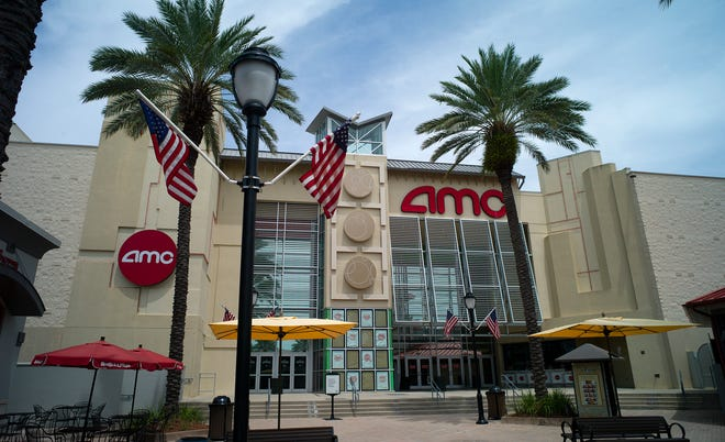 AMC Destin Commons 14 will open Thursday, but at limited capacity and with safety precautions in place.