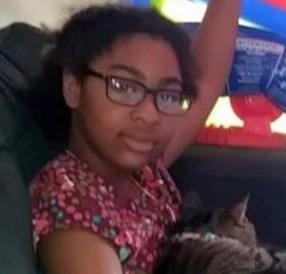 Deliela D. Thomas, 11, of Sarasota.