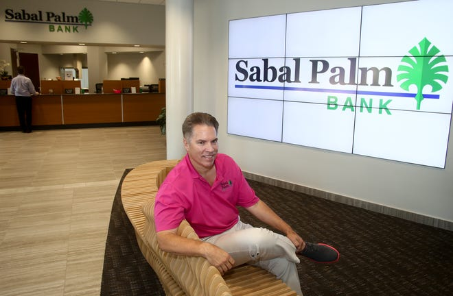 Neil D. McCurry Jr. is president and CEO of the Sabal Palm Bank.