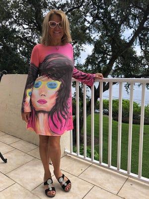 Marie Therese Lacroix, Sarasota artist