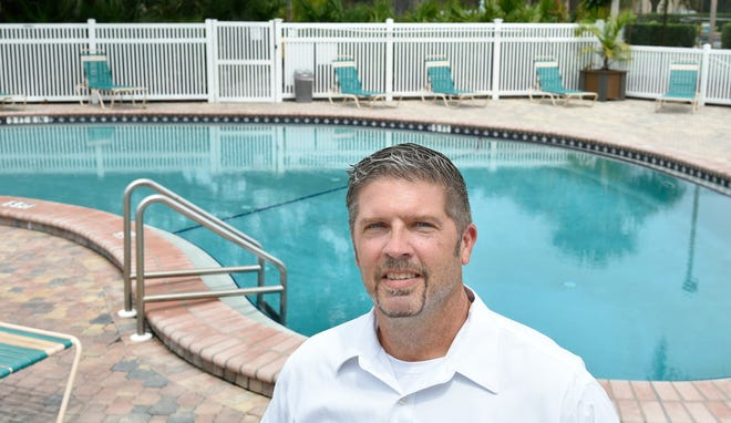 Rob Ondo, the director of operations and marketing at Shorewalk's Vacation Villas in Bradenton, has pivoted his marketing approach amid the pandemic.