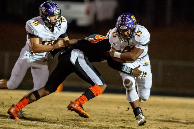 South View and Jack Britt gave us a pair of thrillers in 2019, including a one-possession game in the playoffs.