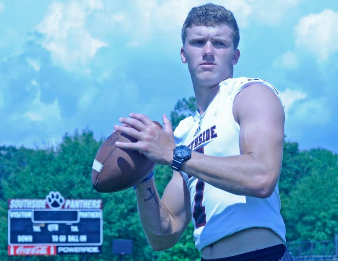 Senior quarterback Michael Rich Jr. of Southside was voted the player of the week by readers of The Gadsden Times for week 7 of the high school football season.
