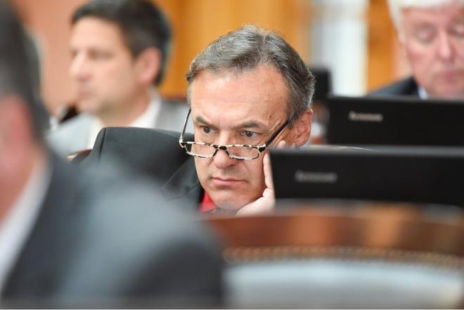 Ohio House Health Committee chairman Scott Lipps, R-Franklin
