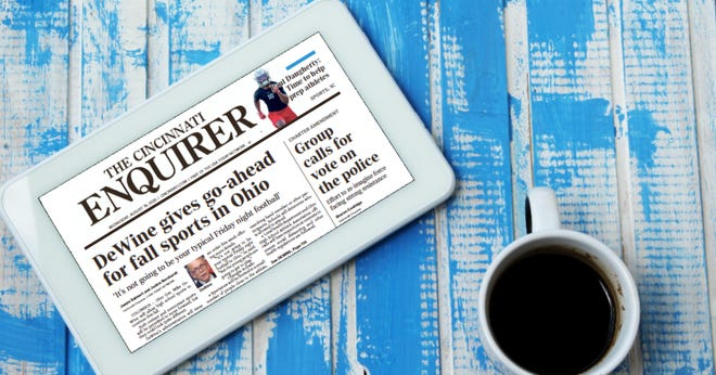 The Cincinnati Enquirer e-Edition