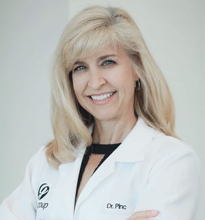Dr. Anita Pinc, a Davenport doctor who died after a boat crash on the Mississippi river on Sunday, Aug. 16, 2020.