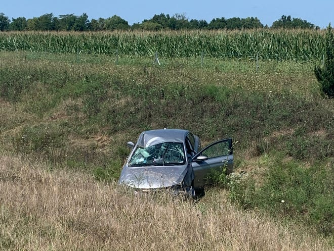 Kelli Aragon of Delphi lost control of her northbound car, causing it to flip at least once. She was airlifted to an Indianapolis hospital from the scene of the crash on the Hoosier Heartland Highway and Carroll County Road 500 East.