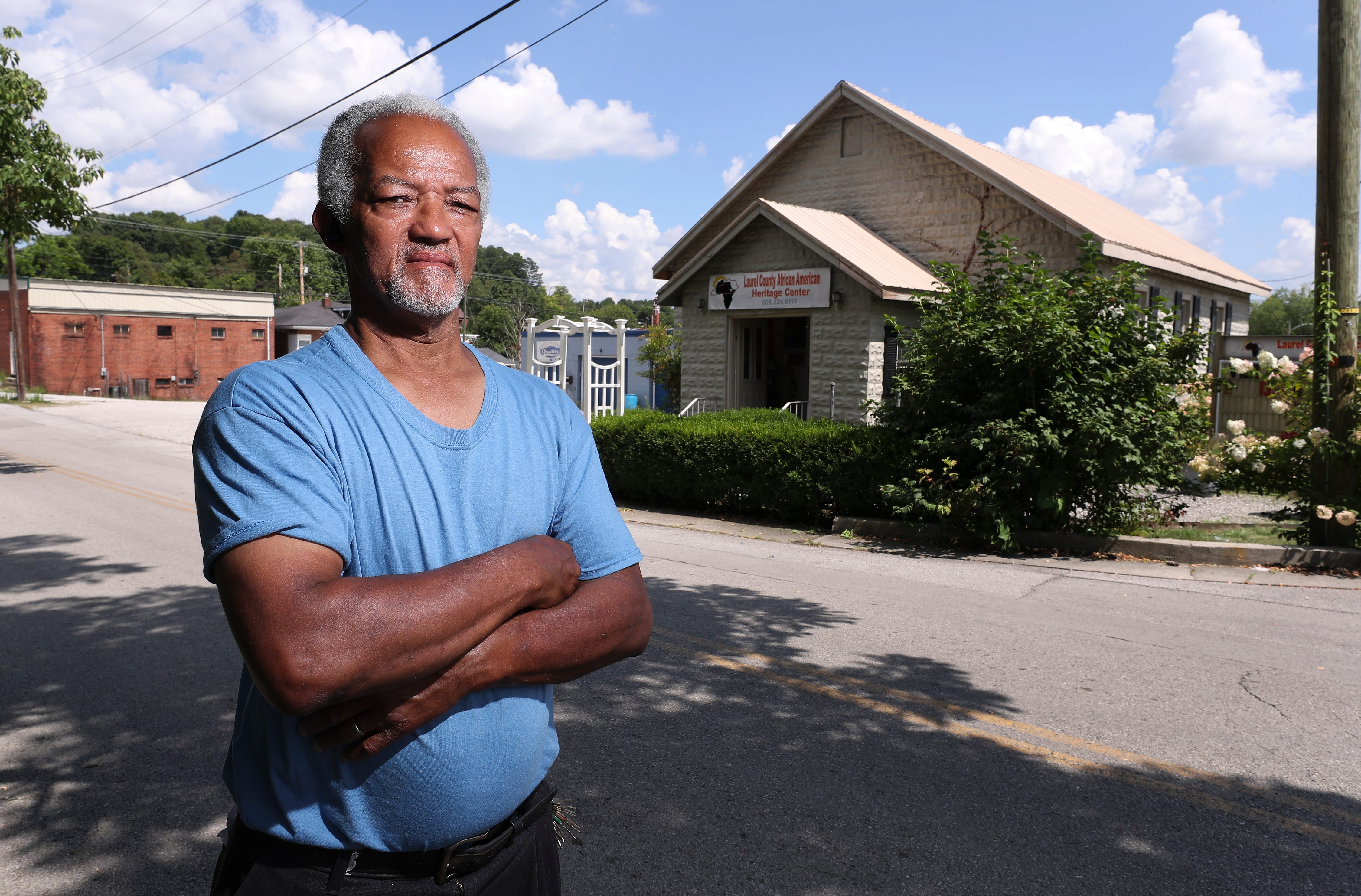 Wayne Riley is the director of the Laurel County African American Heritage Center.