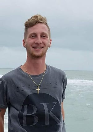 Zachary Beeney, 22, of Marion, died Monday after getting into a car accident Sunday night on Ohio 309.