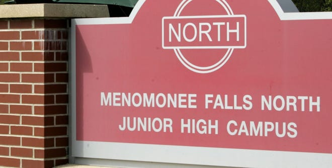 The Menomonee Falls School District sent a letter to North Middle School families about possible inappropriate communication between a former North Middle School staff member and a North Middle School student.