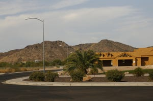 Housing construction continues to grow in communities off of Lake Pleasant Parkway in Peoria on Aug. 17, 2020.