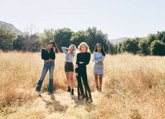 The 12-piece lifestyle collection includes blazers, blouses, bodysuits, pants and rompers that are comfortable and versatile