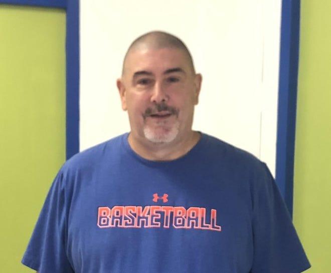 New Palmyra girls basketball coach John Polly