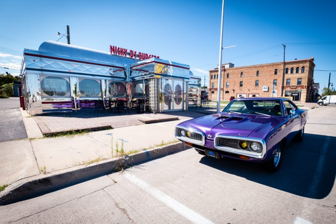 Participants in the unofficial downtown Port Huron summer cruises will no longer be parking at the former Powers Diner location.