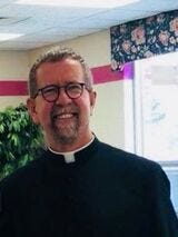 Former Our Lady on the River Parish pastor Father Stephen Rooney