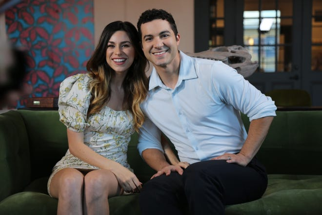 """Matteo and Julie Ferrer, of Vero Beach, appeared on the Discovery Channel's newest documentary called """"I Quit."""" The series helps aspiring entrepreneurs give up their day jobs and grow their businesses guided by three mentors."""