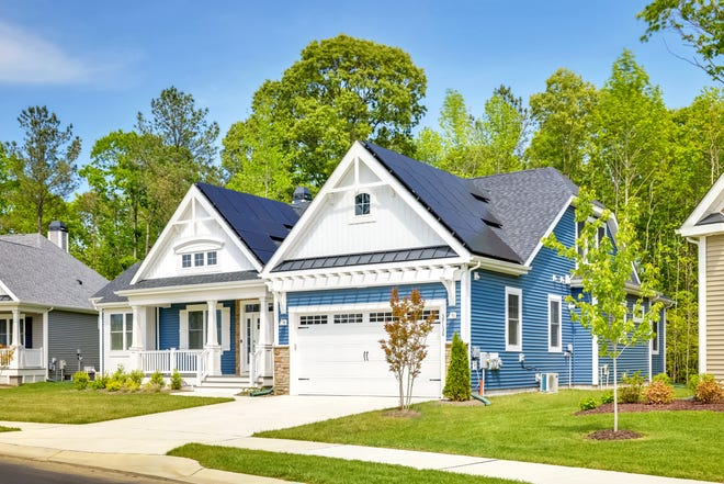 There are many benefits of buying a new home, especially in today's climate.