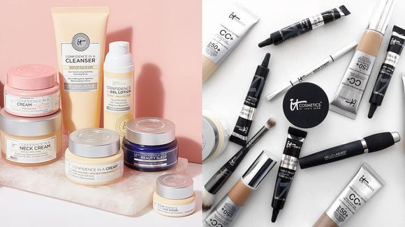 Stock up on all sorts of IT Cosmetics' goodies for less.