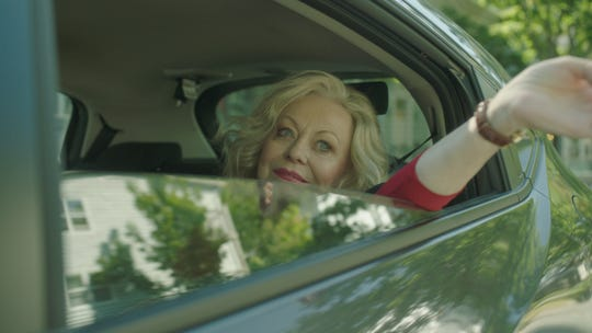 "Jacki Weaver stars as a conservative Texas mom who inherits a San Francisco drag club when her estranged son overdoses in the dramedy ""Stage Mother."""