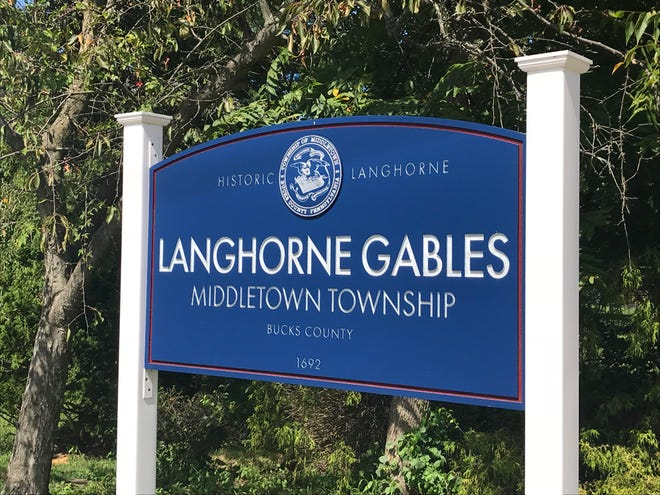 Middletown will use a $275,000 state grant to help fund drainage improvements in the township's Langhorne Gables section. [CHRIS ENGLISH/STAFF PHOTOJOURNALIST]