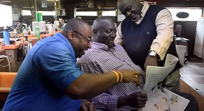 "The Times video series, ""Barbershop Talk,"" which aired in 2016, featured weekly discussion from Beaver County barbershops with hosts Terry Swanson, Todd Allen and Shon Owens who tackled topics important to area's Black community."