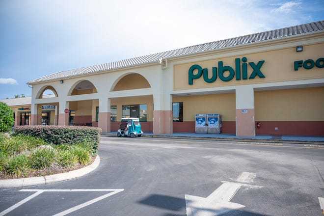 The Publix located in the Shoppes of Lake Village in Leesburg will be closing for remodeling. [Cindy Peterson/Correspondent]