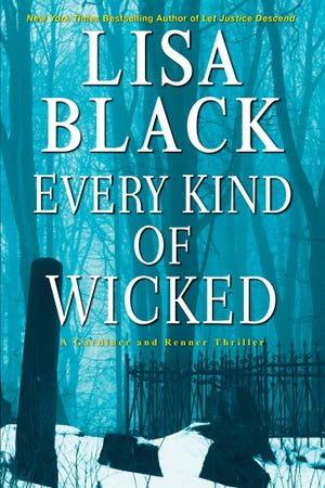 """Every Kind of Wicked"" by Lisa Black [Kensington Book]"