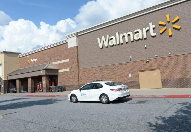 Walmart at the Dorman Centre in Spartanburg.