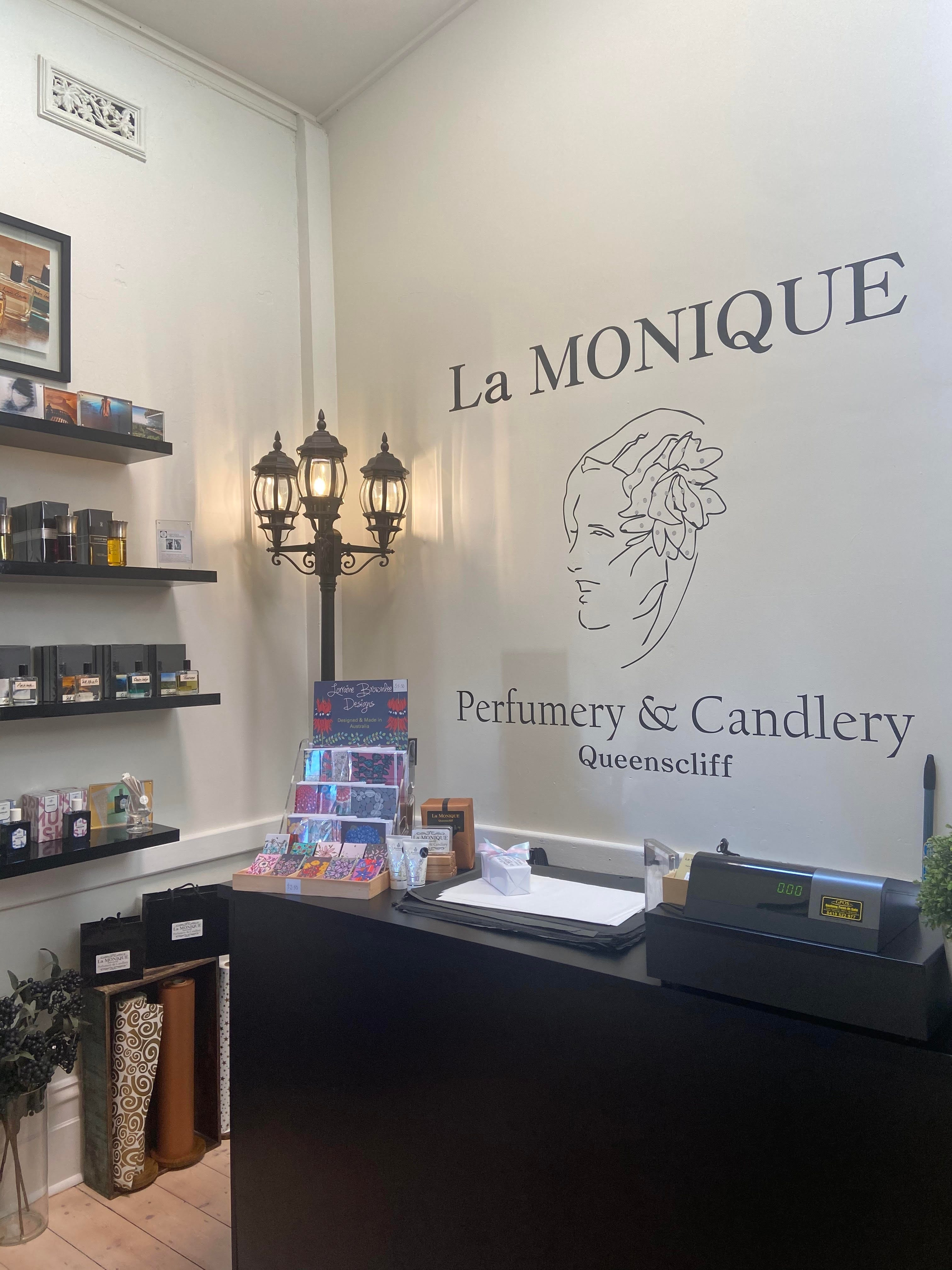 Monique Denahy's sister, Sally Denahy, opened La Monique Perfumery and Candlery in their native Australia after Monique was killed in Wellington in 2015.
