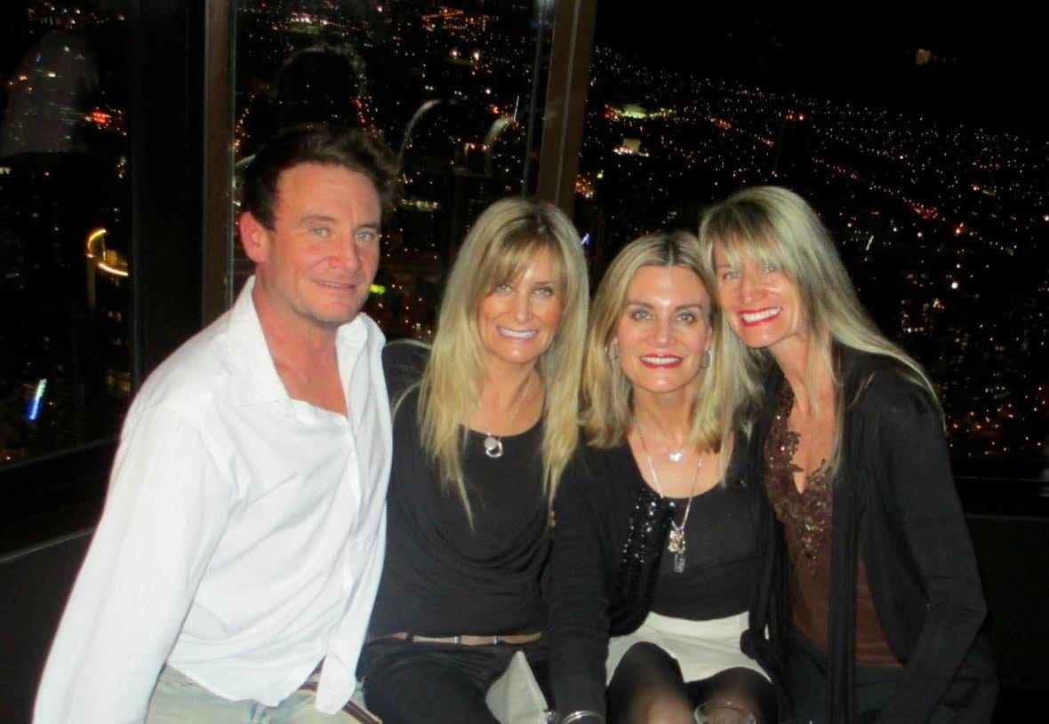 Monique Denahy, third from left, was killed in November 2015 by her fiancé. Pictured are Denahy's siblings John, from left, Sally and Paula.