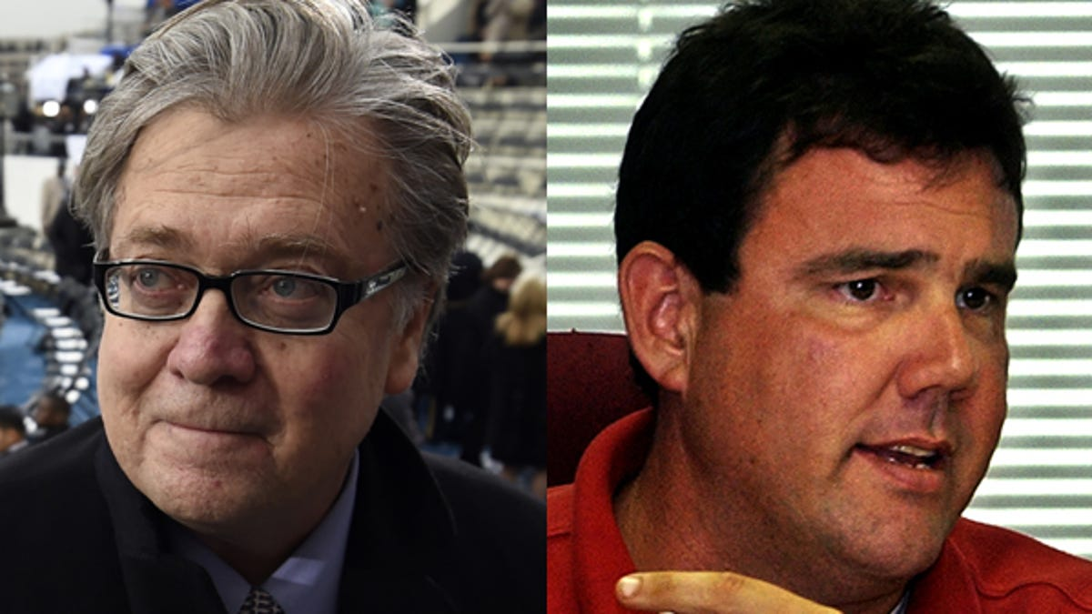 Steve Bannon and Sarasota County resident Andrew Badolato indicted