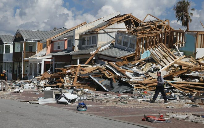 Properties damaged by Hurricane Michael. Homeowners who suffered property damage from Michael testified against legislation Friday that would overhaul Florida's property insurance regulations. The bill passed a final House committee despite criticism that it would make it more difficult for homeowners to get claims paid.