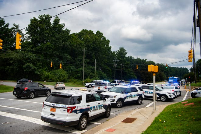 Police officer candidates in North Carolina have an extensive list of requirements and tests they have to pass before hitting the streets.