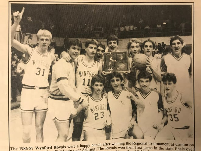 The 1986-87 Royals won 25 games and finished as state runner-up, still the best individual season the program has ever had.