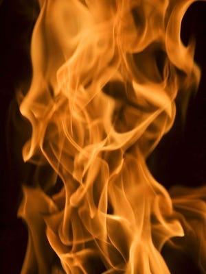 A fire in the U.S. Bank Tower in Downtown Cincinnati caused $100,000-worth of damage Wednesday night.