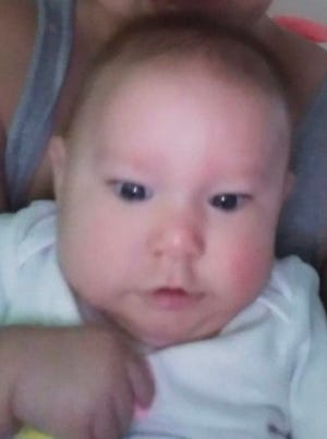 Ivy Rain Delarosa, a 4-month-old baby from Melvindale, is missing.