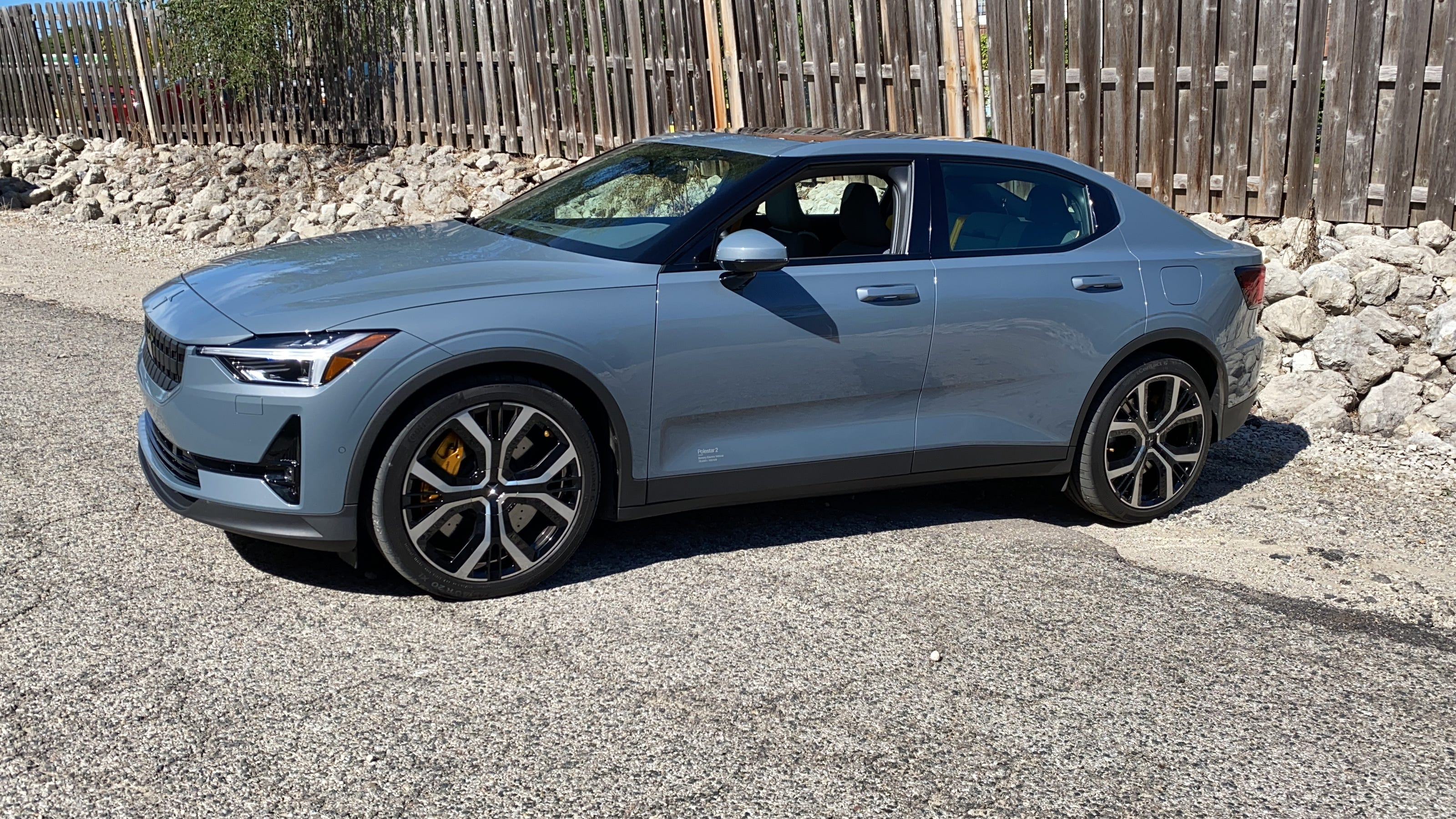 Electric 2021 Polestar 2 Review Fast Fun Advanced