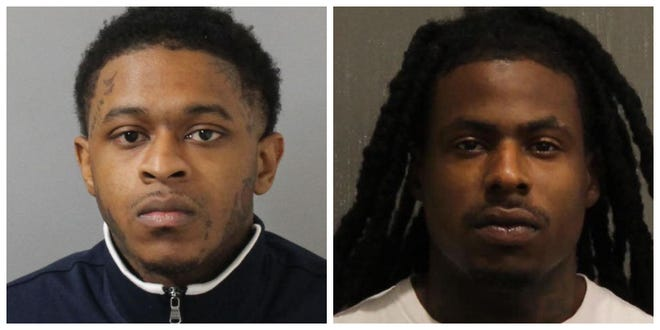 DeAnthony Fletcher and Donald Brown were charged Wednesday with first-degree murder in the shooting death of Deion Woodruff, 23, who was killed in August 2018.