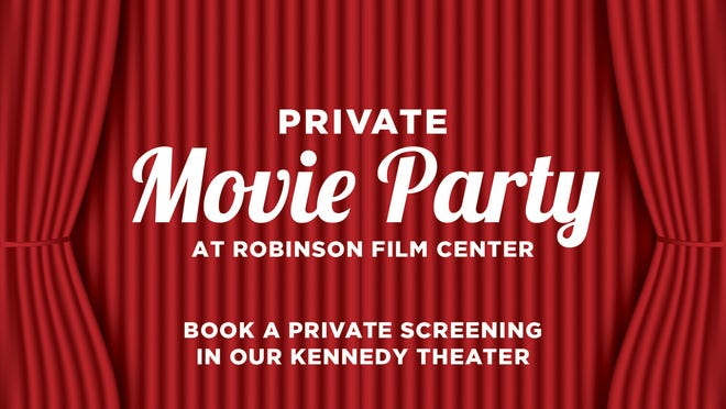 Private movie party