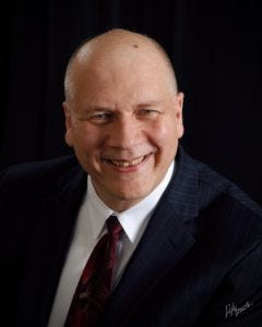 First United Methodist of Iowa Park Pastor Jeffrey Pehl