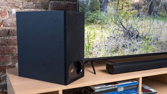 We loved this soundbar in testing, especially considering its affordable price.