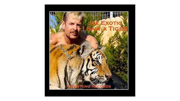 Joe Exotic's sweet tunes will brighten your mood.