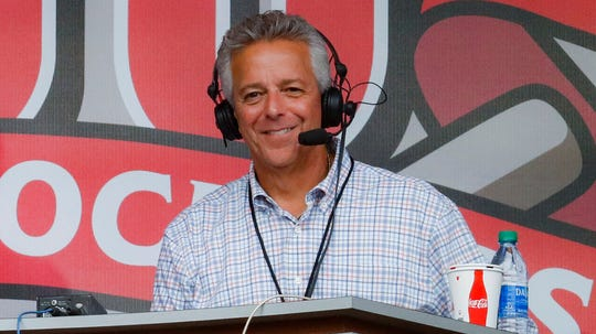 Thom Brennaman has resigned as Reds broadcaster.