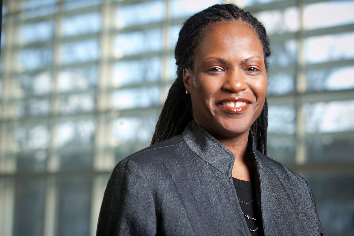 Corporate America urgently needs to replace the white standard of leadership with a more inclusive standard, says Duke University's Ashleigh Shelby Rosette.
