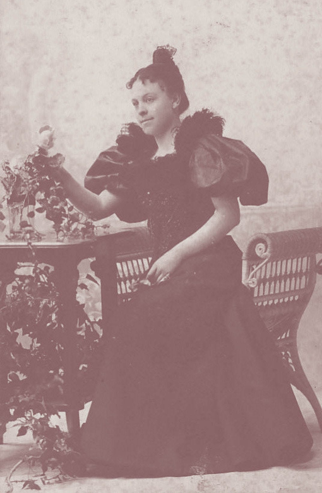 Josephine Pearson was the leader of the anti-suffrage movement in Tennessee.
