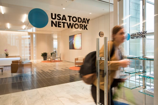 Gannett and USA TODAY Network are headquartered in McLean, Virginia.