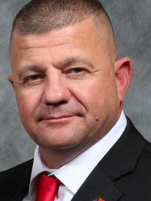 Sheriff Tim Soignet