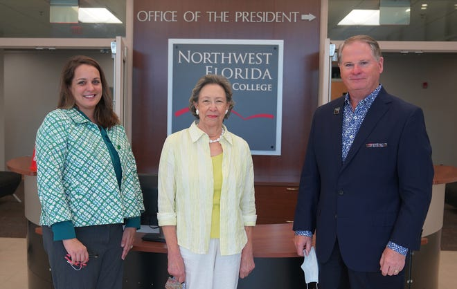 Judy-ann Zoghby pledges $500,000 to NWFSC.