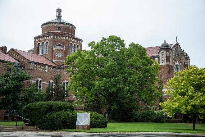 Chapel of the Felician Sisters shown on Aug. 1, 2020, in Livonia, Michigan.